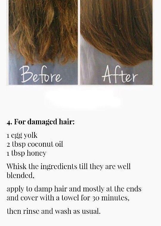 Hair Care Hair Care Tips Diy Hair Mask Hair Mask For Damaged Hair