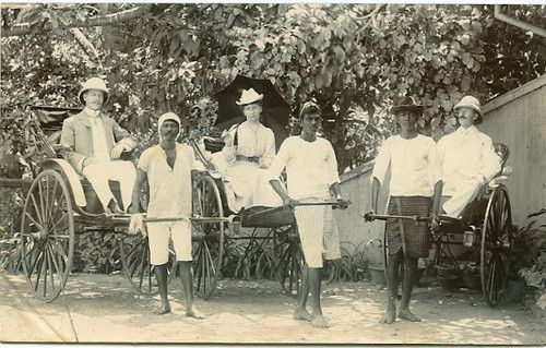 British families of all classes in India were accustomed to having Indian servants.