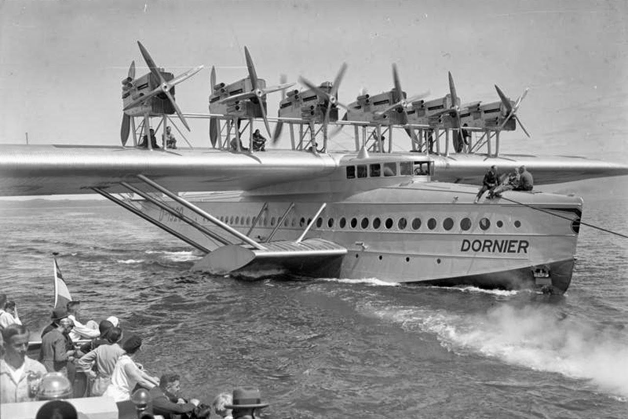 Clasp Garage: Dornier Do X