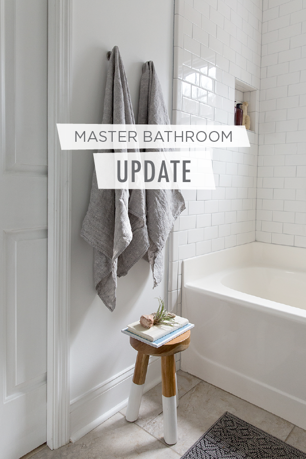 Master Bathroom Renovations Always Add So Much Value To A Home By Using This Classic Design Theme Of Su Master Bathroom Update Bathroom Update Master Bathroom