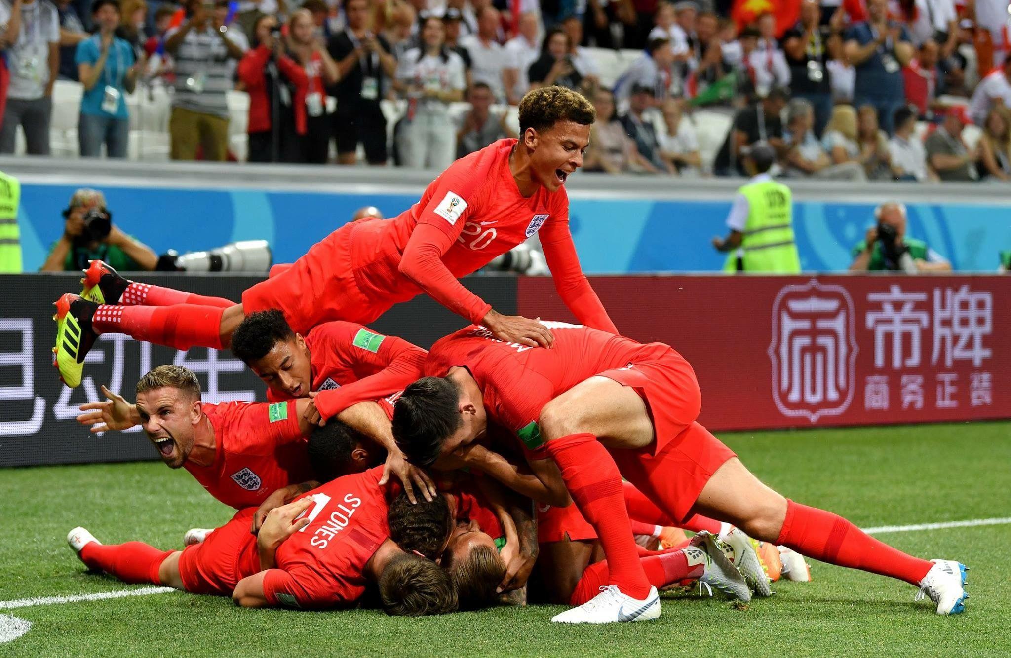 2018 Fifa World Cup England Vs Tunisia Group G Fifa World Cup Fifa World Cup