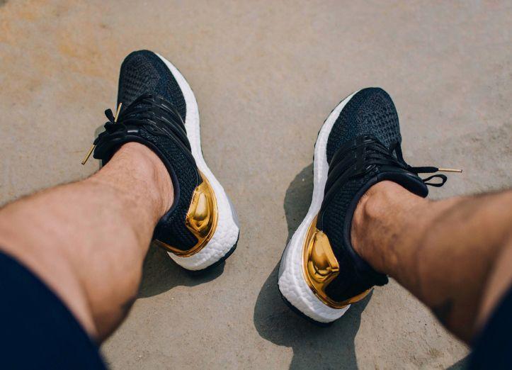 finest selection 0050b 13c68 adidas Ultra Boost Olympic Gold Medal Pack  allenclaudius  bowtiesandbones   sneakerhead  indiansneakerhead  Streetwear  indianstreetwear  influencer  ...
