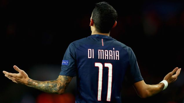 Homes Of Two Psg Stars And Psg S Hq Raided In Money Laundering Investigation Angel Di Maria Psg Paris Saint