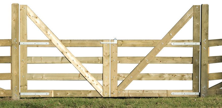 Free Diy Wood Gate Plans In 2019 Fence And Gates Farm Gate