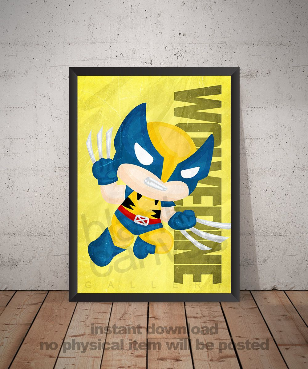 Outstanding Super Hero Wall Decor Picture Collection - Art & Wall ...