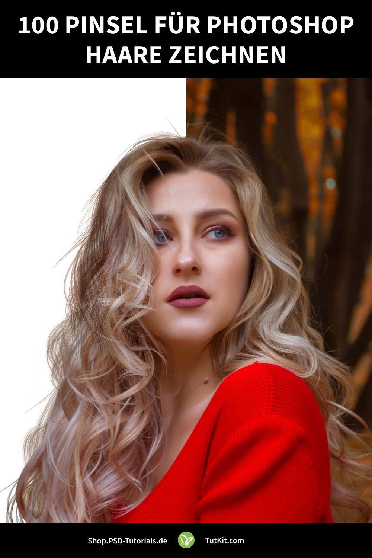 Haare Zeichnen 100 Pinsel Fur Photoshop Affinity Photo Co Schonheitshacks Perfekt Blond Schonheit