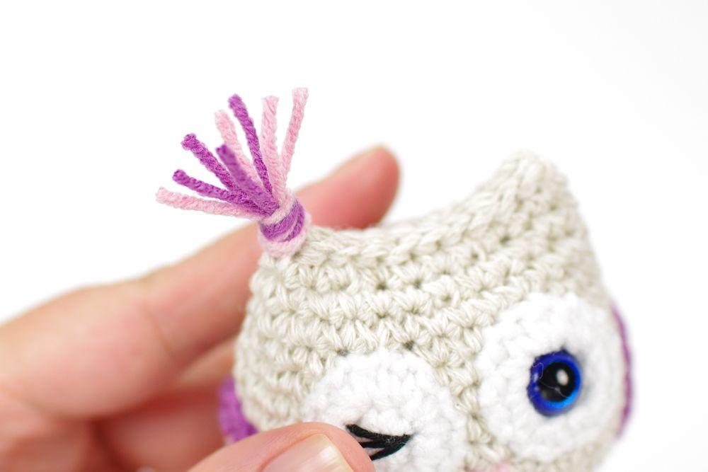 small crocheted toy pattern | πλεξιμο | Pinterest | Tejidos