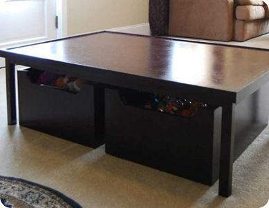 Idea   Paint The Top Of Our Train Table To Make As A Table In The