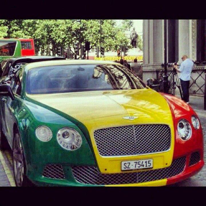 Rasta Ride #Cars #RASTA