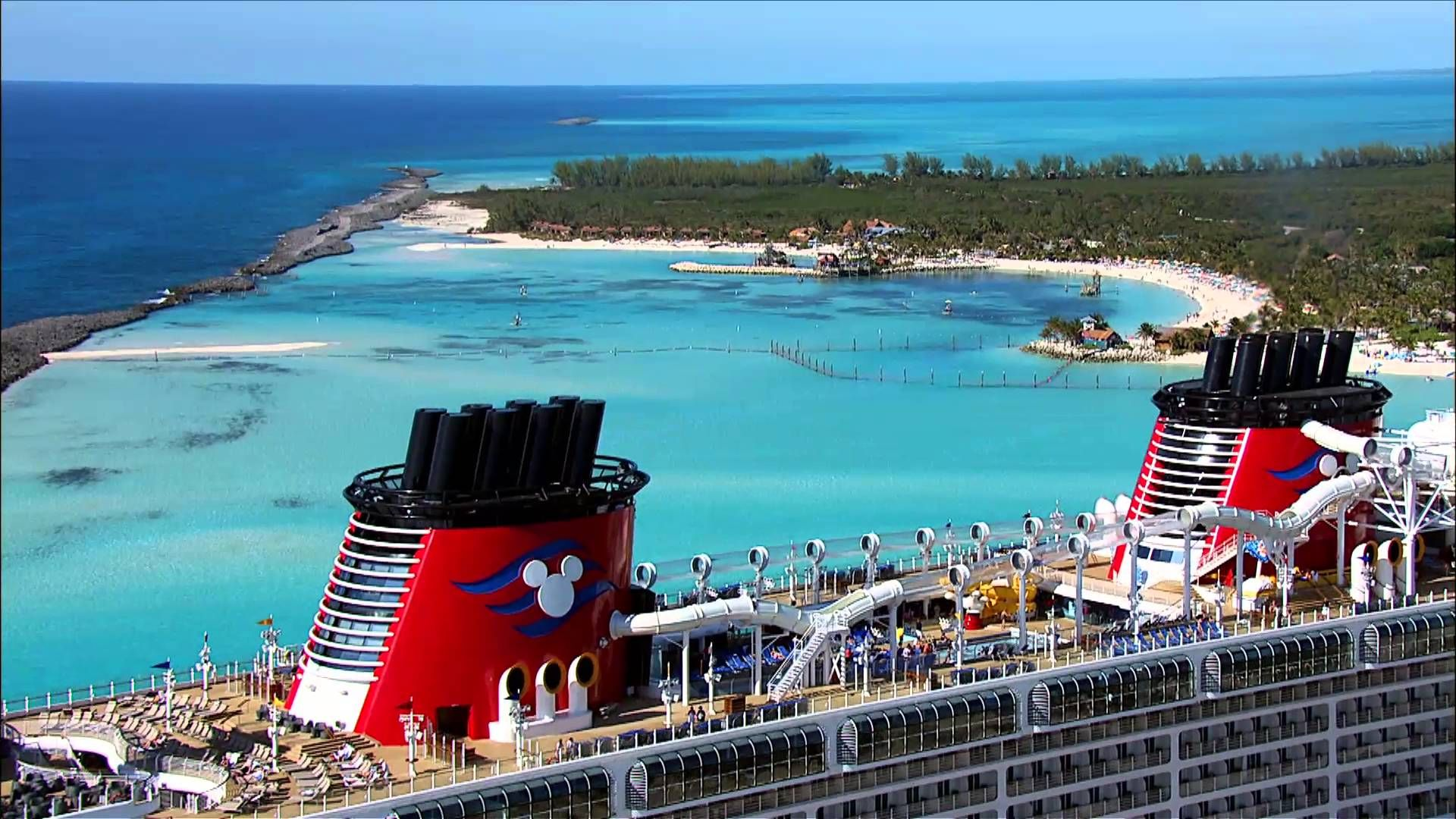 Aboard disney cruise line disney cruise line