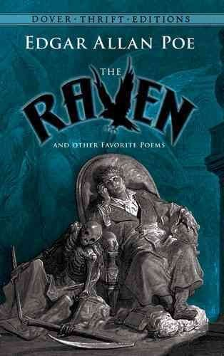 The Raven by Edgar Allan Poe / illustrations by Gustave Doré-