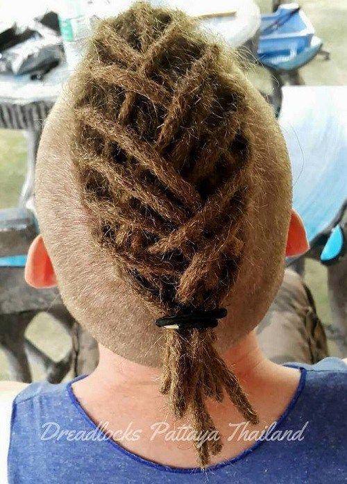 60 Hottest Mens Dreadlocks Styles To Try In 2019 Dreadlock Styles