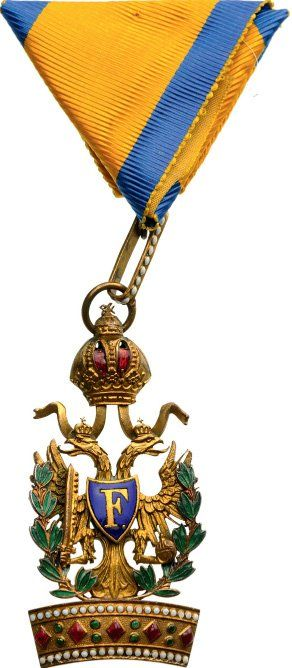 ORDER OF THE IRON CROWN : Lot 25
