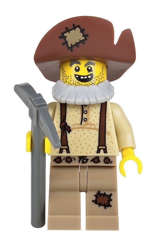 8b8fc221c0a83 ✓ Gold Prospector - LEGO
