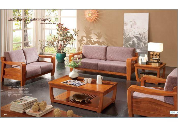 Wooden Sofa Set, Living Room Teak Wood Sofa Set Designs Pictures