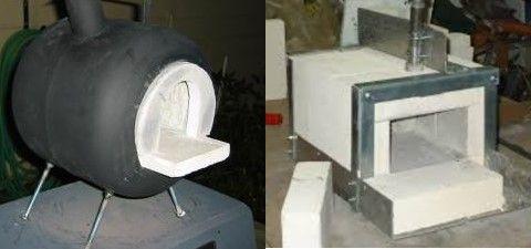 D.Comeau Custom Knives - DIY Knifemaker's Info Center: Gas Forge Build 1: Concepts and Burner Tube