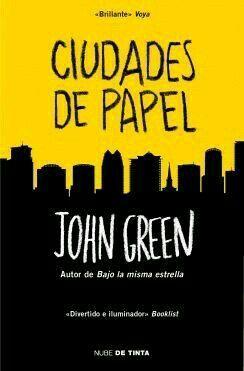 Ciudad de papel   Libros para jovenes, Ciudades de papel ...