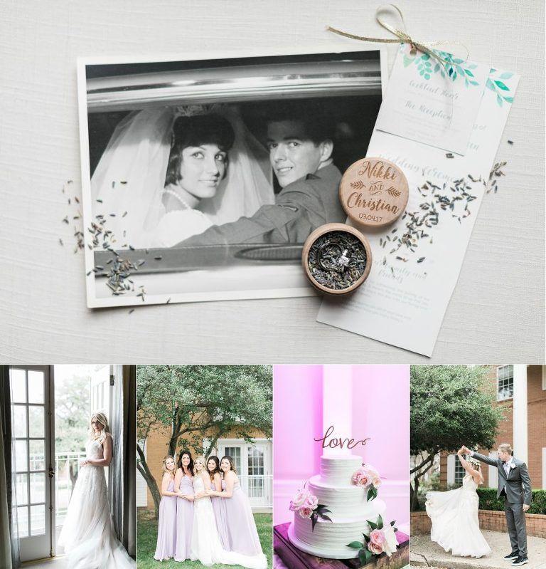 Cooper Hotel Wedding In Dallas, TX