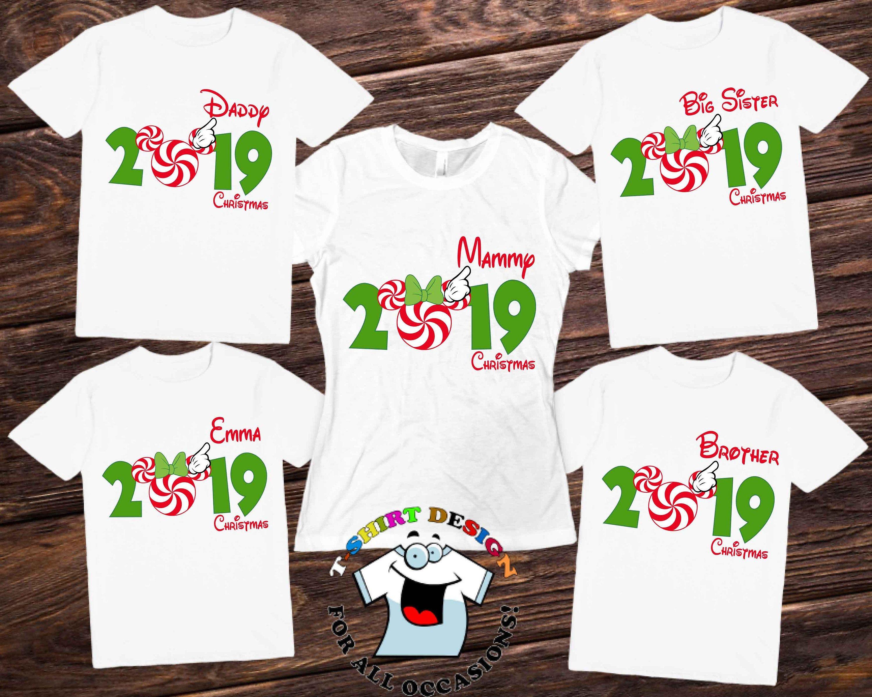 Merry Christmas Shirts Family Matching Christmas Shirts Etsy In 2020 Christmas Shirts For Kids Merry Christmas Family Merry Christmas Shirts