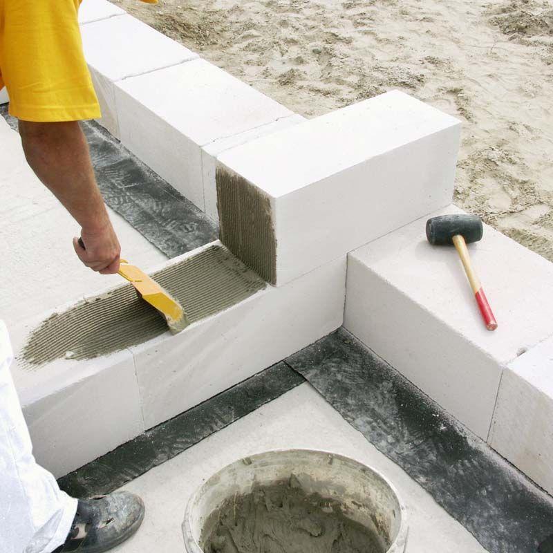 YTONG per il Social Housing House art, House and Walls - beton cellulaire en exterieur