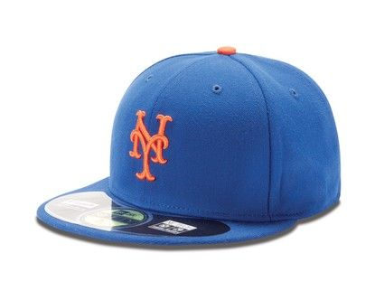 huge selection of 6fbc8 bc96b New York Mets On Field Home Hat