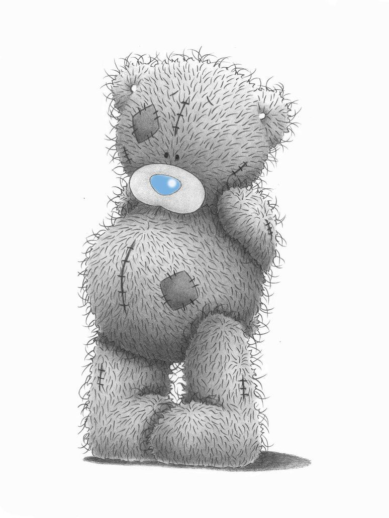 Tatty Ted | TATTY TEDDY | Pinterest | Tiere zeichnen, Bären und Zeichen