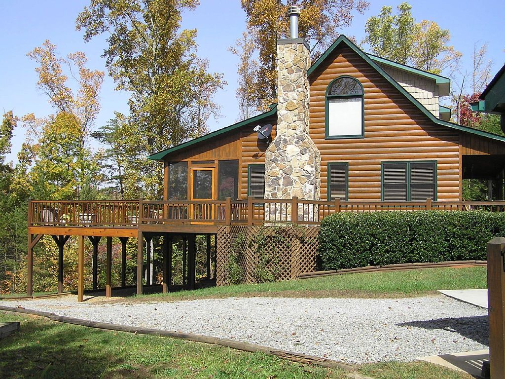 Almost Heaven A Relaxing Mountain Get Away Retreat My Mountain Retreat House Styles Vacation Rental