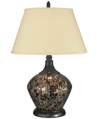 Dale tiffany lamp macys transitional table