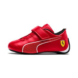 PUMA Ferrari Future Cat Ultra Baby Trainers, Red, size 9, Shoes