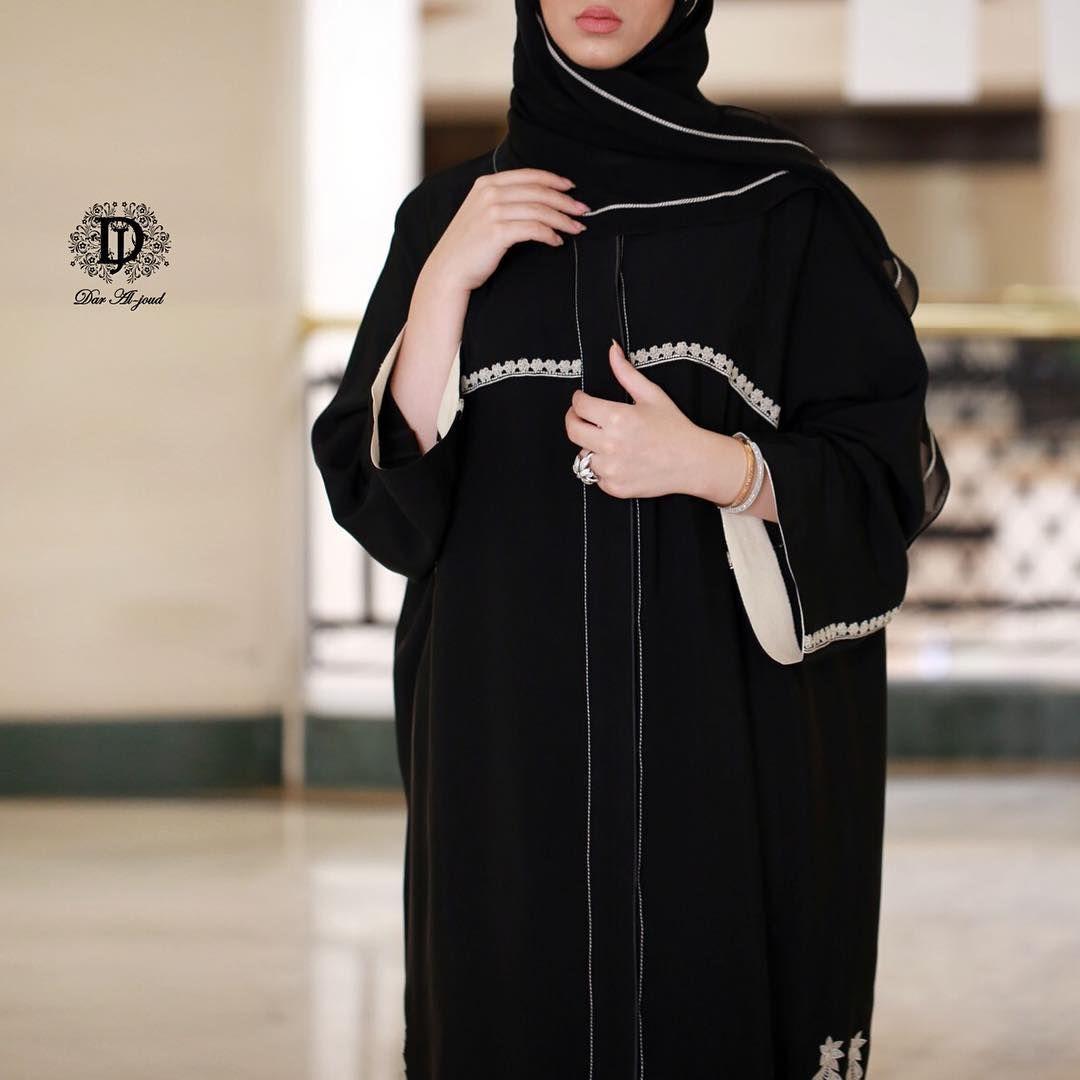 تميزي بمناسباتك بعباية فاخرة من دار الجود تصاميم متنوعة لجميع المناسبات السالمية شارع بغداد ت ٢٥٧٢٥٧٧٢ Abaya Fashion Hijab Designs Persian Fashion