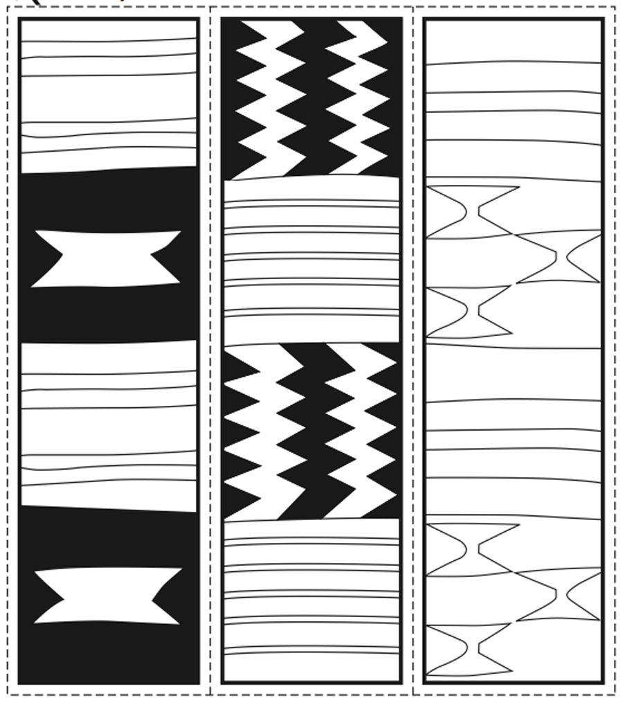 kente coloring pages - photo#1