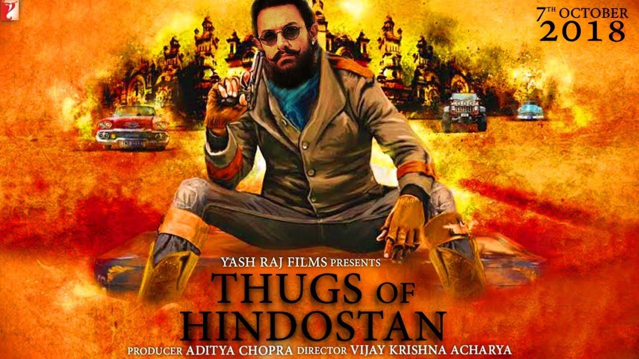 Download'Thugs of Hindostan (2018)FULL MOVIE HD1080p Sub English ☆√  #thugofhindostan