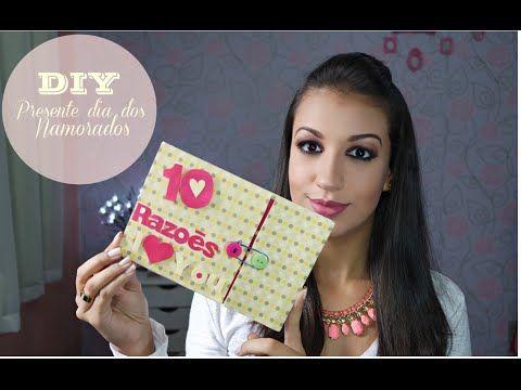 DIY: Cartão dia dos namorados, aniversário de namoro , cartão comemorativo - YouTube
