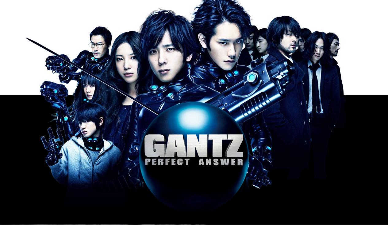 Gantz perfect answer 2011 download japanese movie gantz perfect answer 2011 sub indo gantz perfect answer adalah film jepang tahun 2011 yang