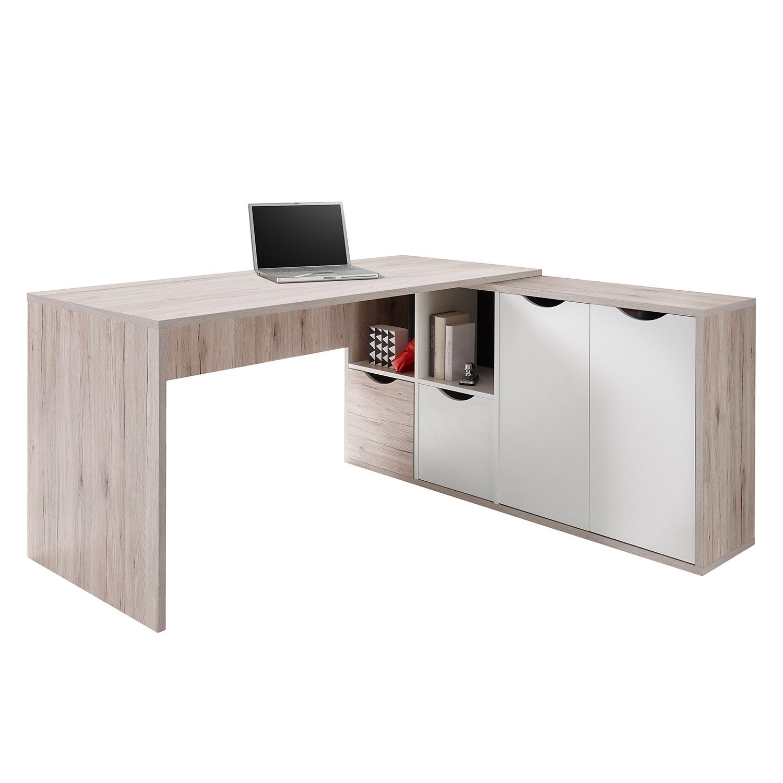 Winkelschreibtisch Annecy Kaufen Home24 Winkelschreibtisch Burotisch Design Design Schreibtisch