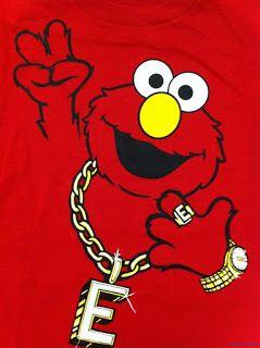 Elmo Is A G G Is For Gangsta Elmo Wallpaper Elmo Wallpaper