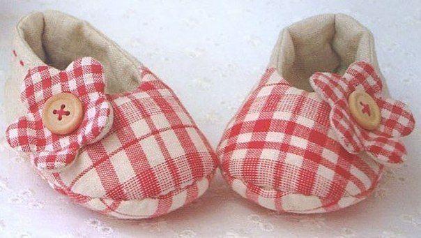 retro Amazonas modelos de gran variedad Como hacer zapatos de tela paso a paso – Comando Craft ...