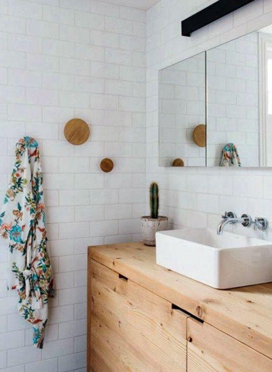 MADERA-BAÑO02 | baño mama | Pinterest | Madera, Baño y Baños