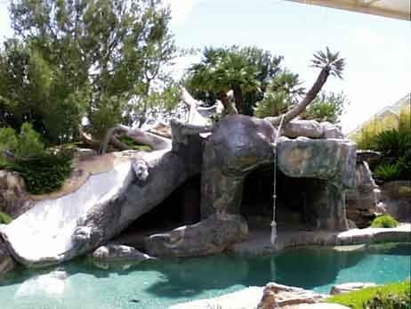 this is probably the coolest pool ever created