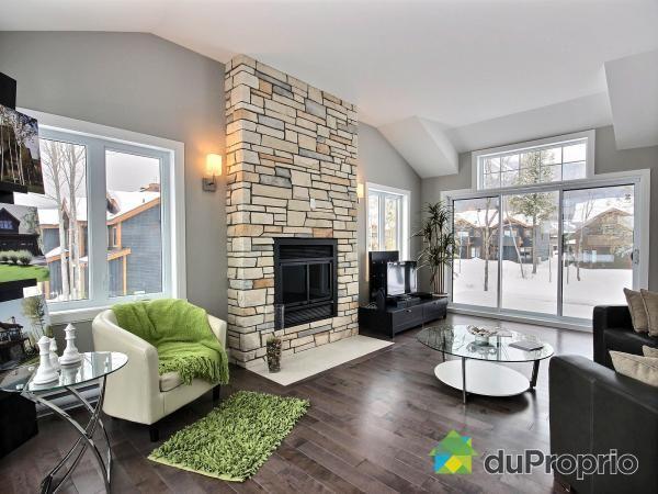 Bien éclairé, moderne et chaleureux ! Maison neuve a vendre Beaupré - tva construction maison neuve