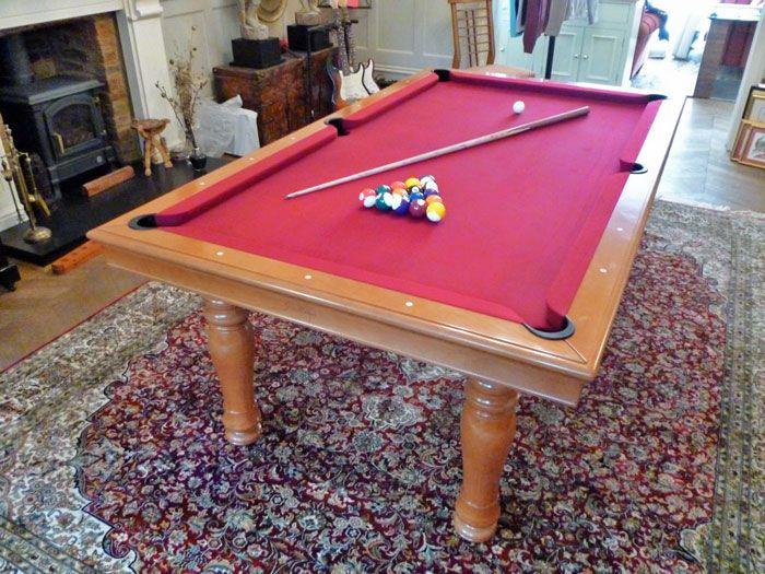 billiards montfort val de loire pool dining table home. Black Bedroom Furniture Sets. Home Design Ideas