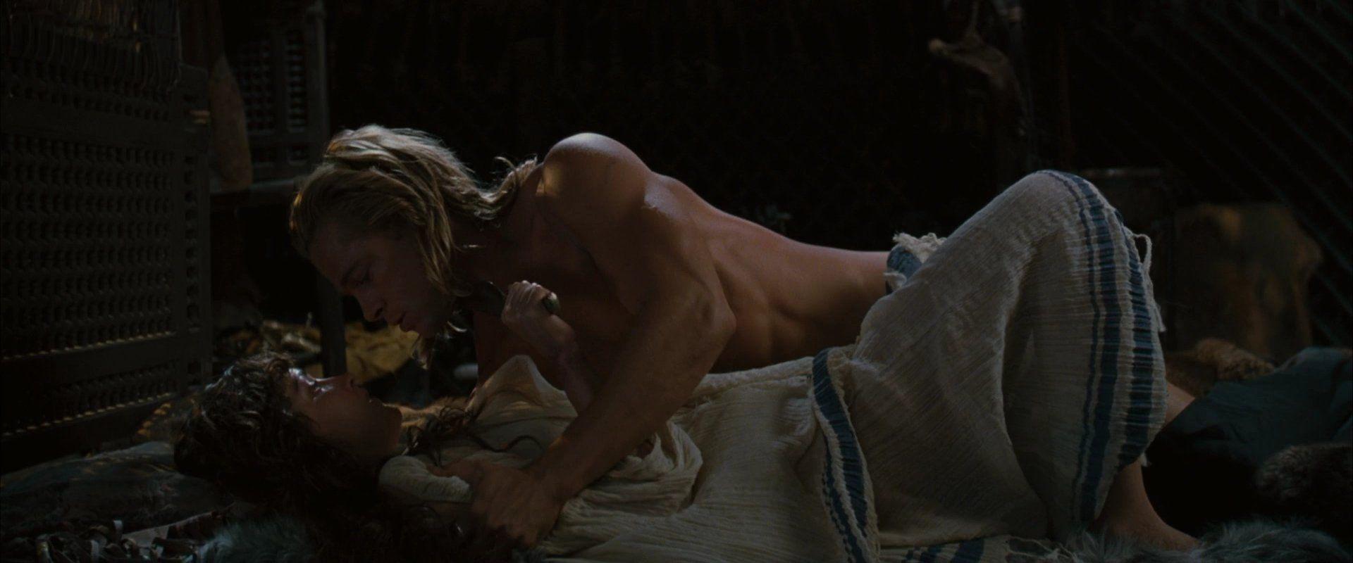 Black Troy Sex Scene