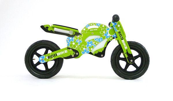 Bici de madera sin pedales Milly Mally GTX eco [GTX ECO] | 69,00€ : La tienda online para tu peke | tienda bebe pekebuba.com