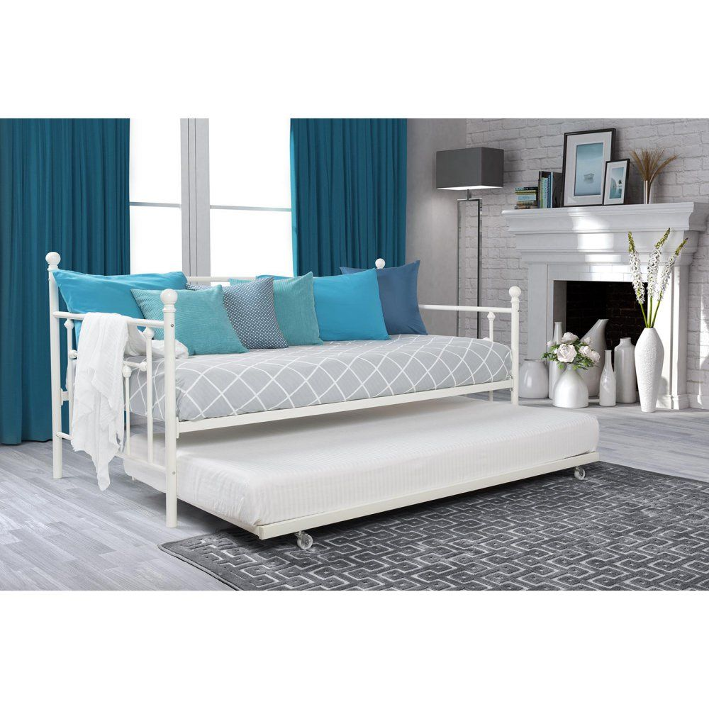 Dhp Manila Daybed With Trundle Full Daybed With Trundle Daybed