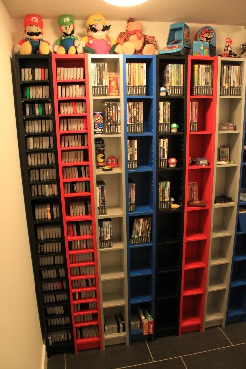 racketboy.com • View topic - NEW - My game room - Gameroom #2 pics up #gamingrooms