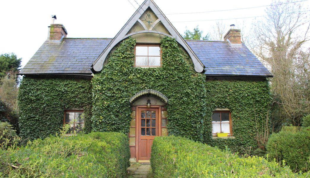 Elderbush Cottage Three Wells Aughrim Co Wicklow House