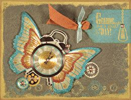 Steampunk Foil Paper Tole by Hot Off The Press Inc (4108086)