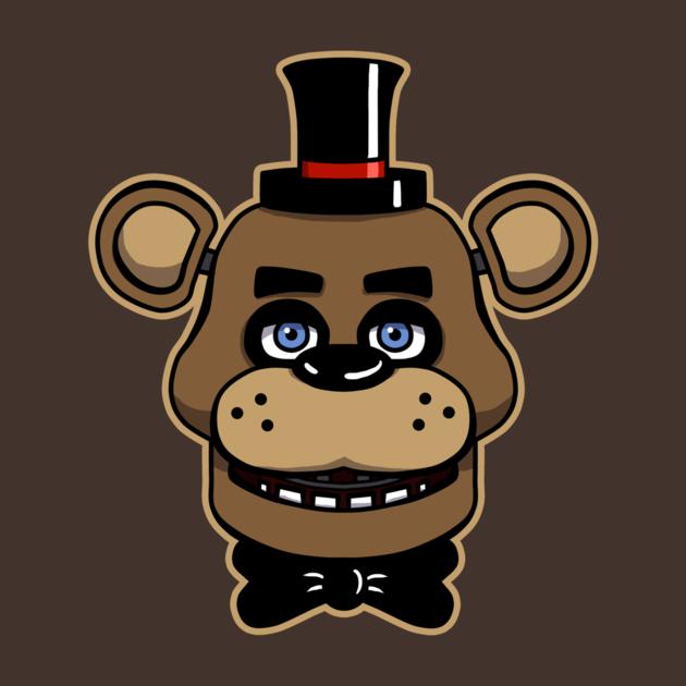 Check Out This Awesome Freddy Fazbear Face Design On Teepublic Fnaf Fnaf2 Fivenightsatfreddys Foxy Freddy Chica B Five Nights At Freddy S Fnaf Bilder