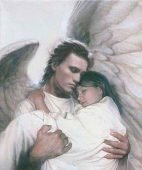 заговор ангел красоту на меня влевают