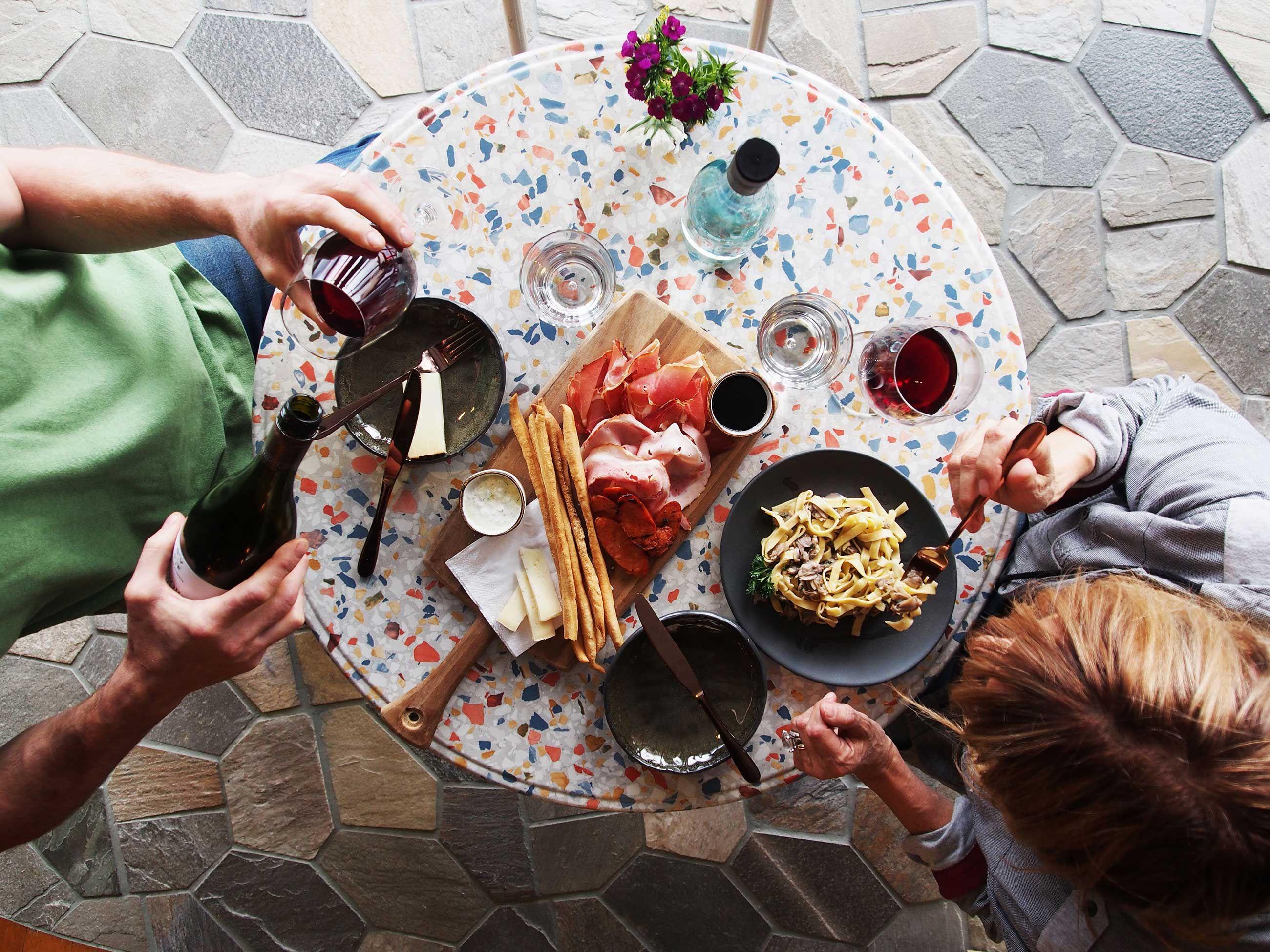 Godi La Vita Modern Italian Eatery Gems Of Adelaide Modern Gems